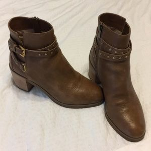 Michael Kors Detailed Ankle Booties